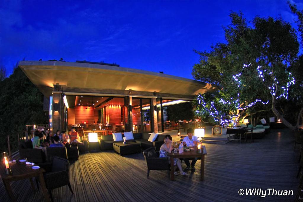 Diavolo at Paresa Resort!