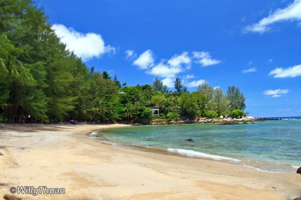 Hua Beach near Kamala Beach