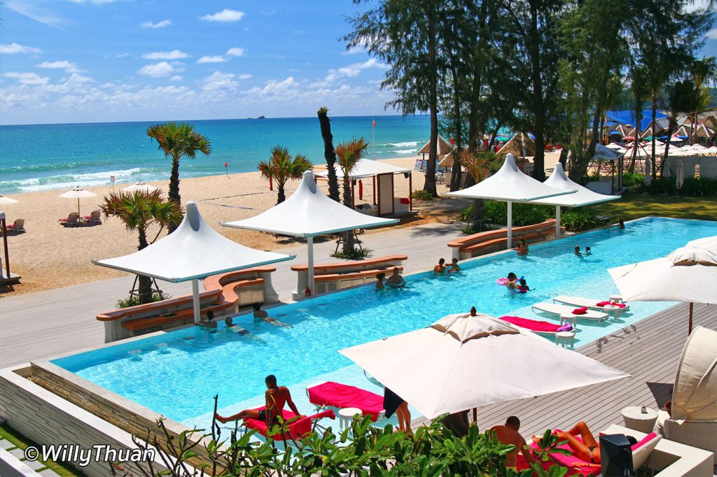 Xana Beach Club at Angsana Phuket