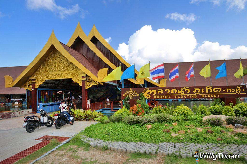 Phuket Floating Market