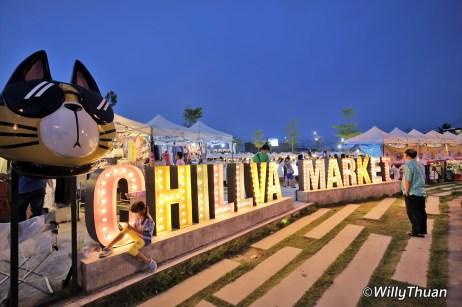 Chillva Market in Phuket Town