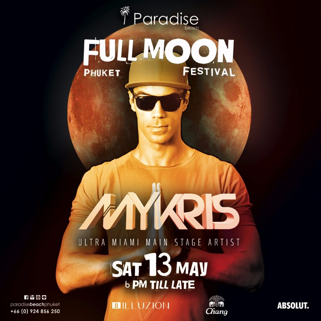 Phuket Full Moon Party 2017