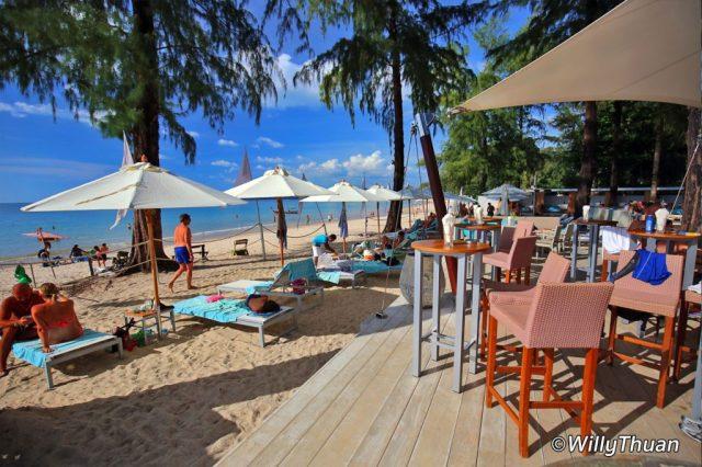 Catch Beach Club in Phuket
