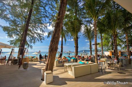 Catch Beach Club Bangtao Beach