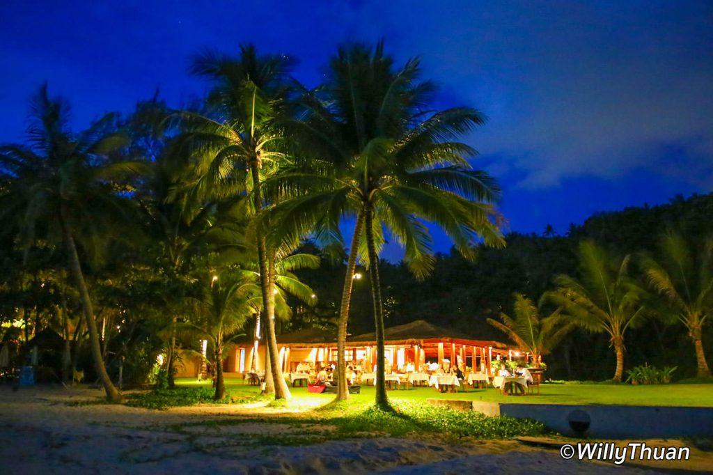 Beach Restaurant at The Surin Phuket