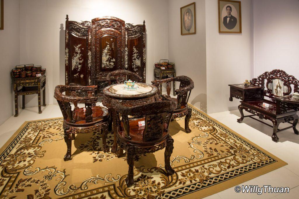 Perenakan Museum Phang Nga Road