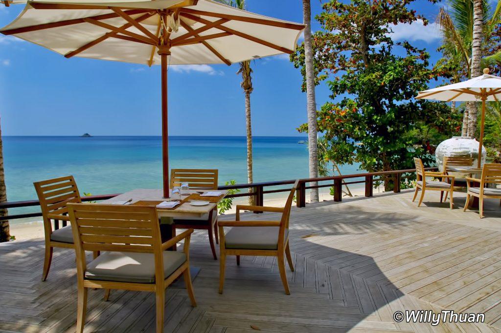 Trisara Phuket Restaurant