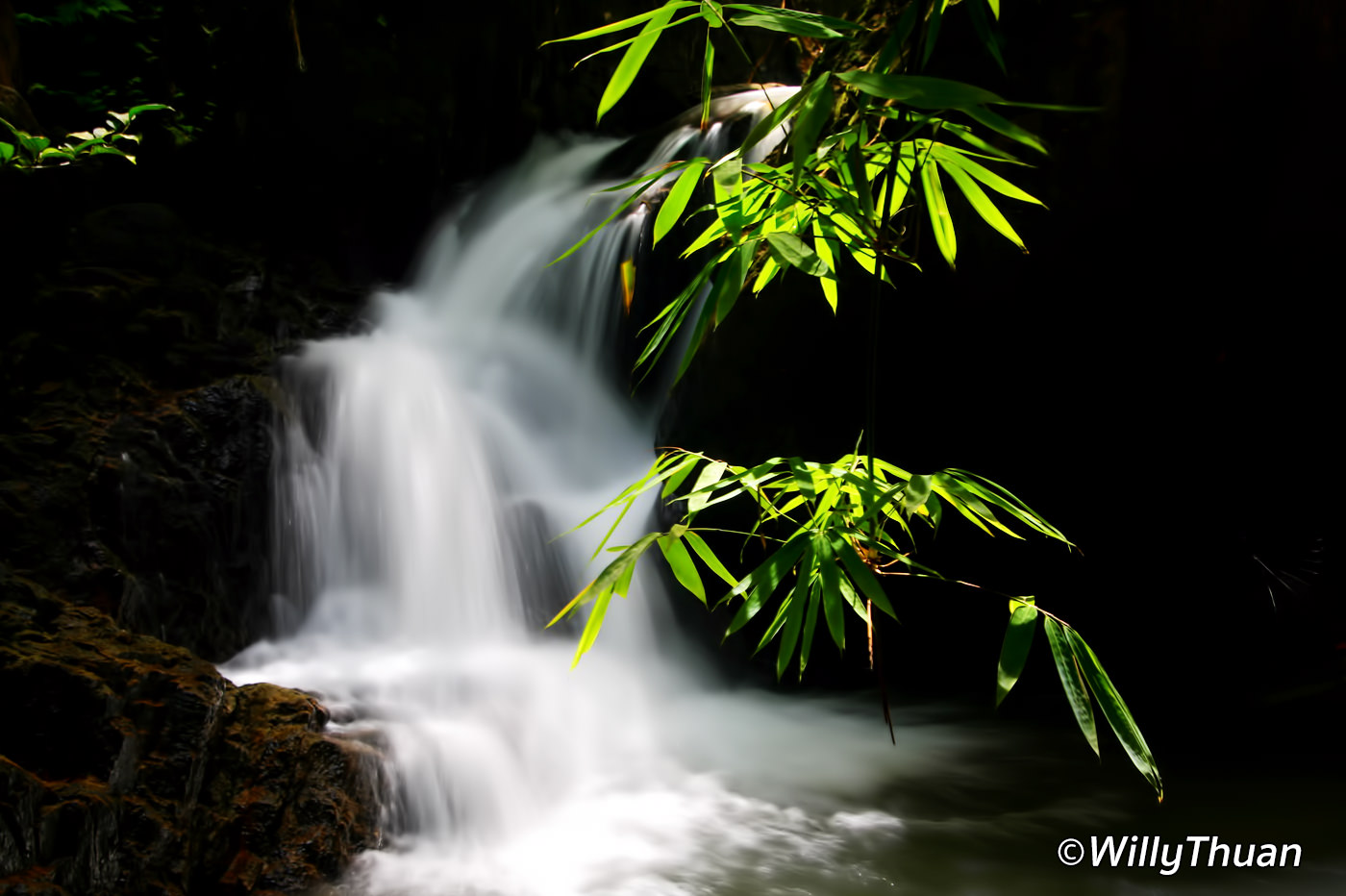 bang pae waterfall phuket 101