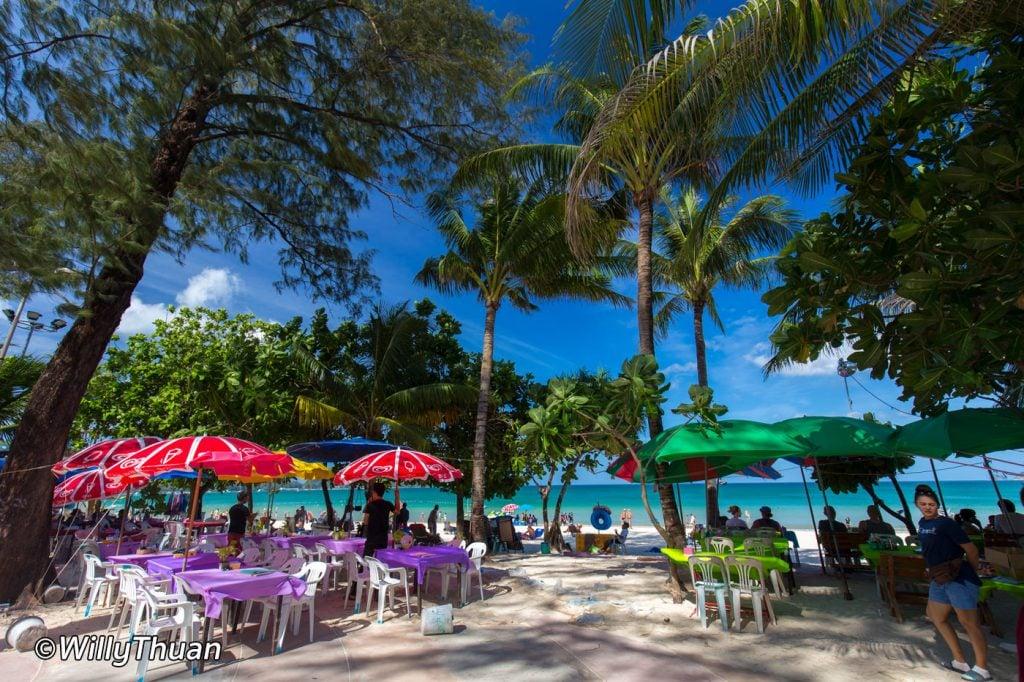 Chez Bernard - Beach Restaurants in Phuket