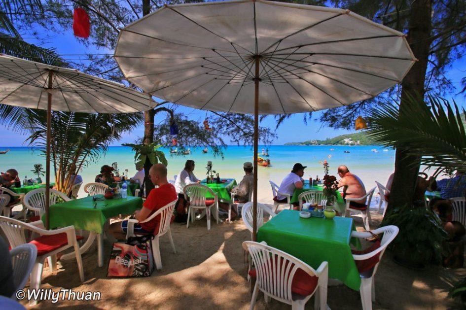 Kamala Beach Dining