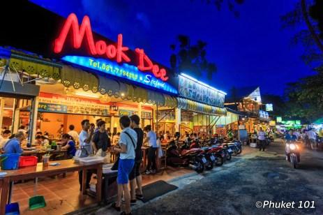 Rawai Seafood Market in South Phuket