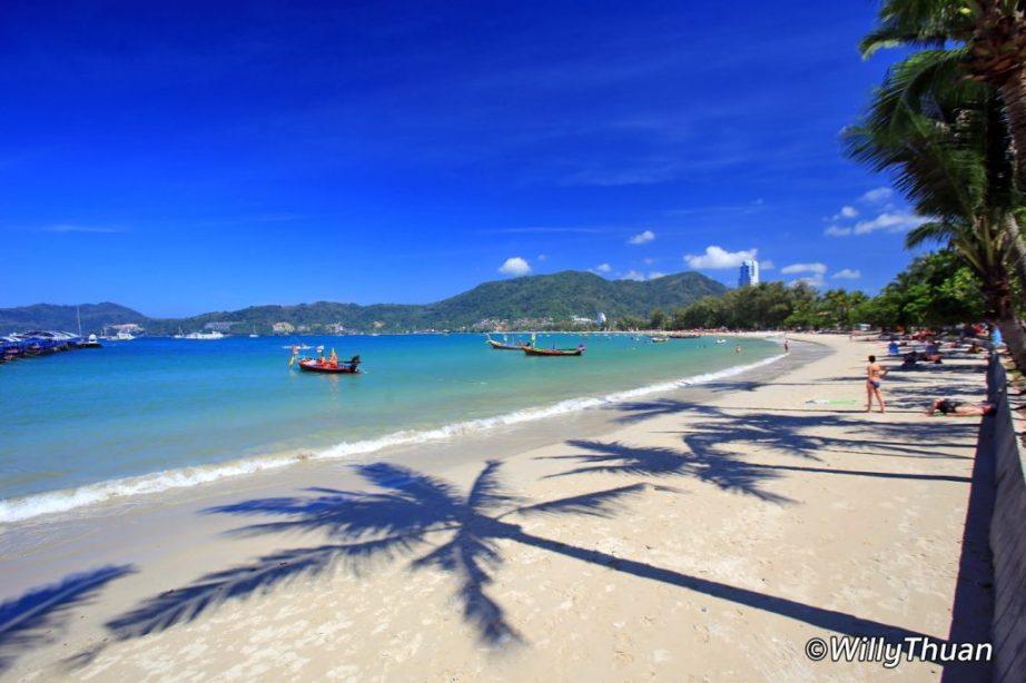 Where to Stay in Phuket: Patong Beach