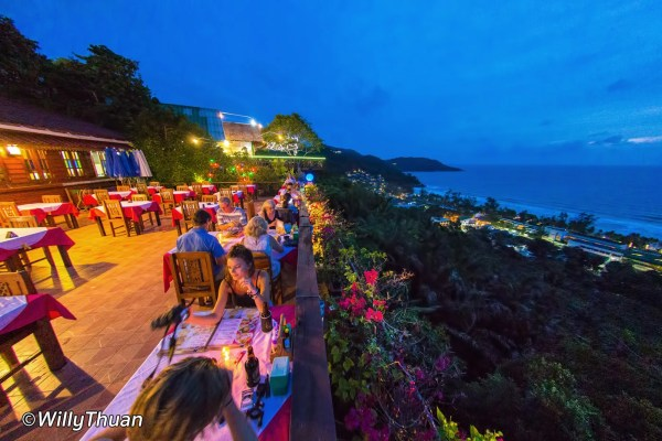 Baan Chom View Restaurant Phuket