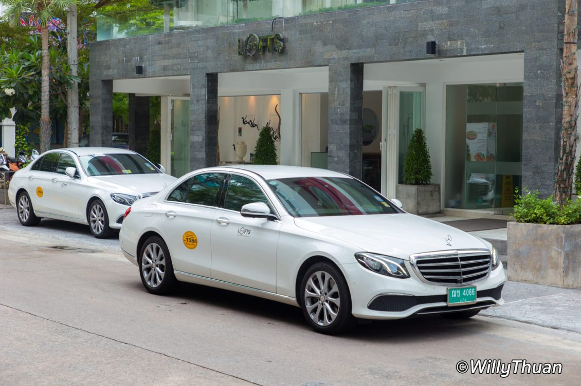 BYD Lofts airport transfer