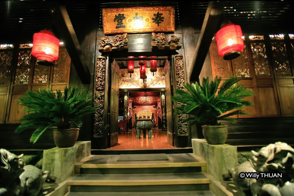 Kampong Kata Hill restaurant in Kata Beach