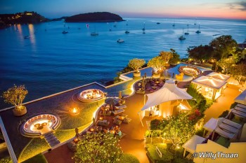 Phuket Romantic Hotels