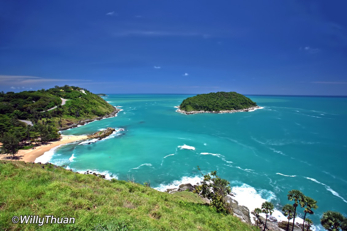 Ya Nui beach in South Phuket