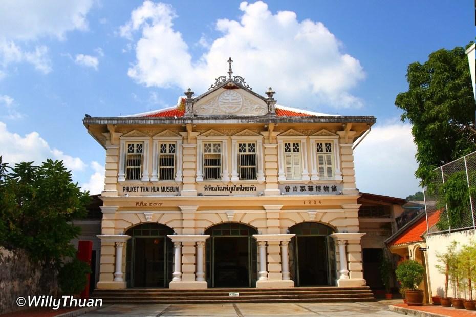 Musée Thai Hua a Phuket Town