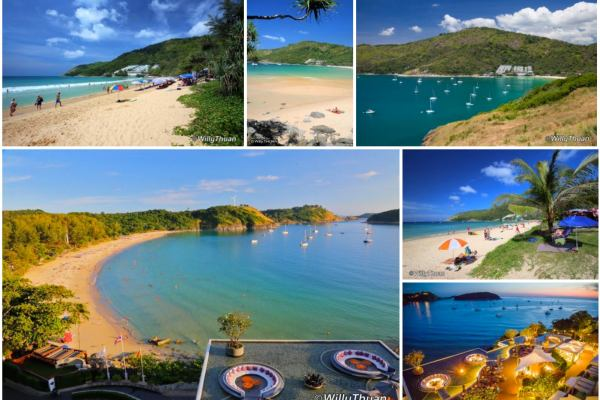 Photos of Nai Harn Beach