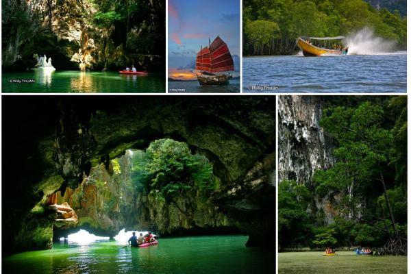 Photos of Phang Nga Bay