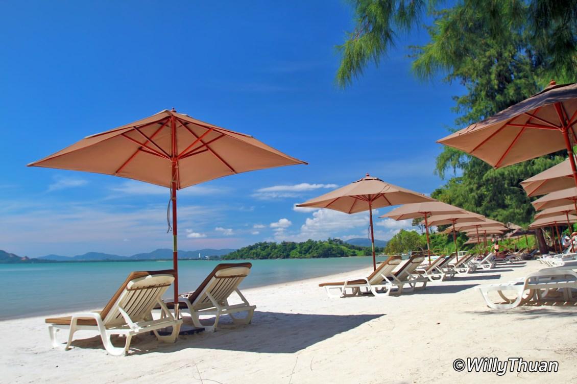 Westin Sirey Bay Resort in Phuket