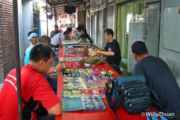 Phuket Amulet Market