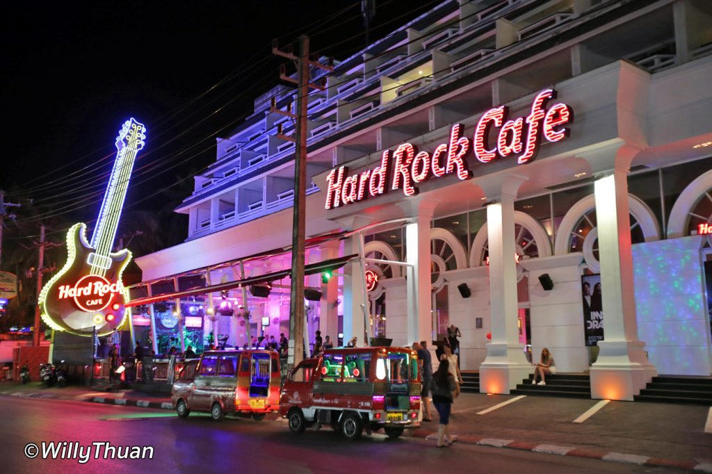 Hard Rock Cafe Phuket