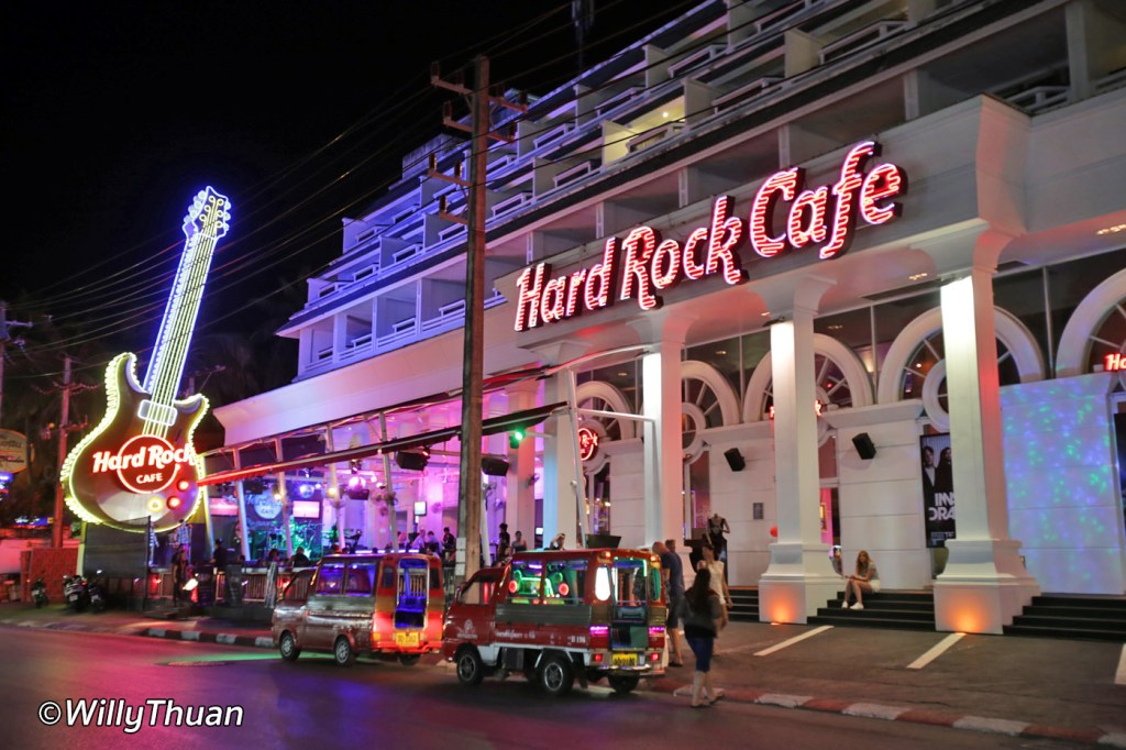 Hard Rock Cafe Phuket