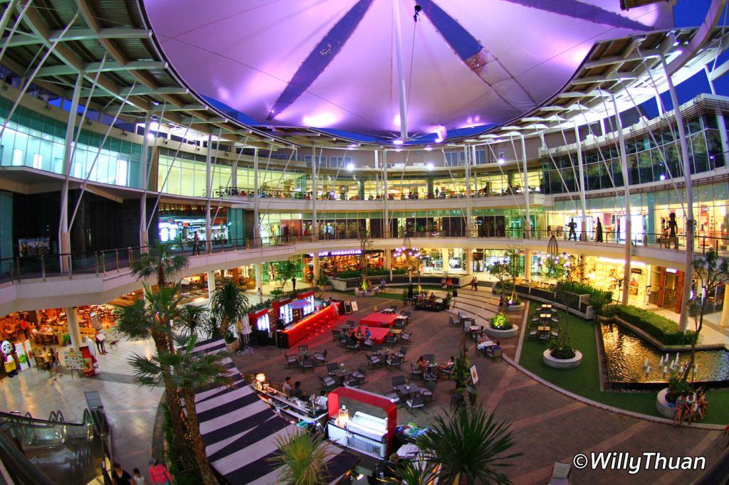 Central Festival Phuket mall