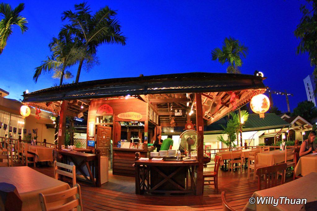 Lemongrass thai cuisine restaurant in phuket town phuket 101 - Restaurant cuisine moleculaire suisse ...