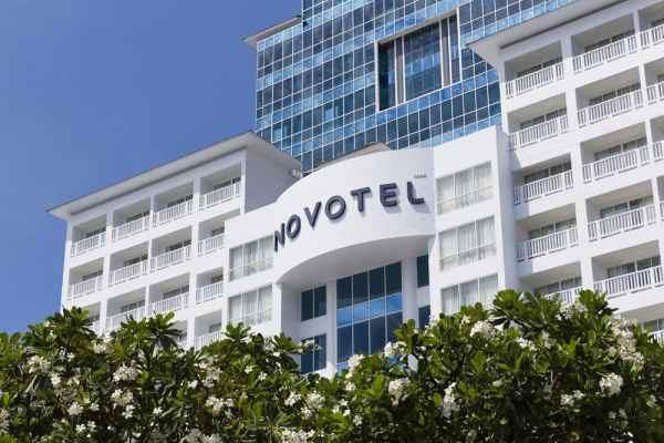 Novotel Phuket Phokeethra in Phuket Town