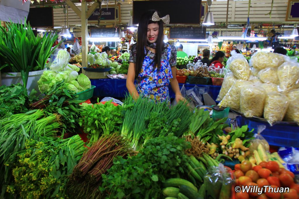Banzaan Fresh Market Phuket