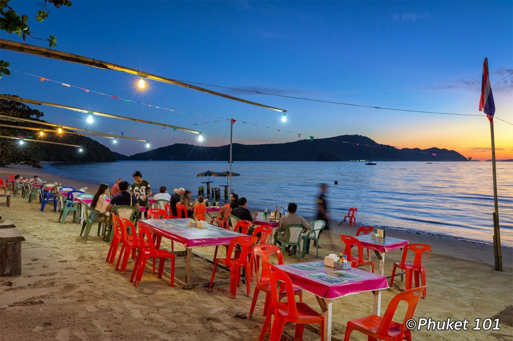 The Beach Bar Panwa Beach