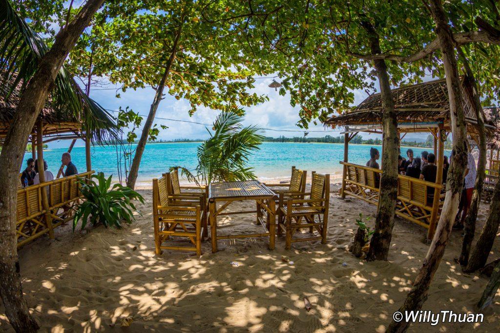 Rimpan Seafood restaurant Phuket