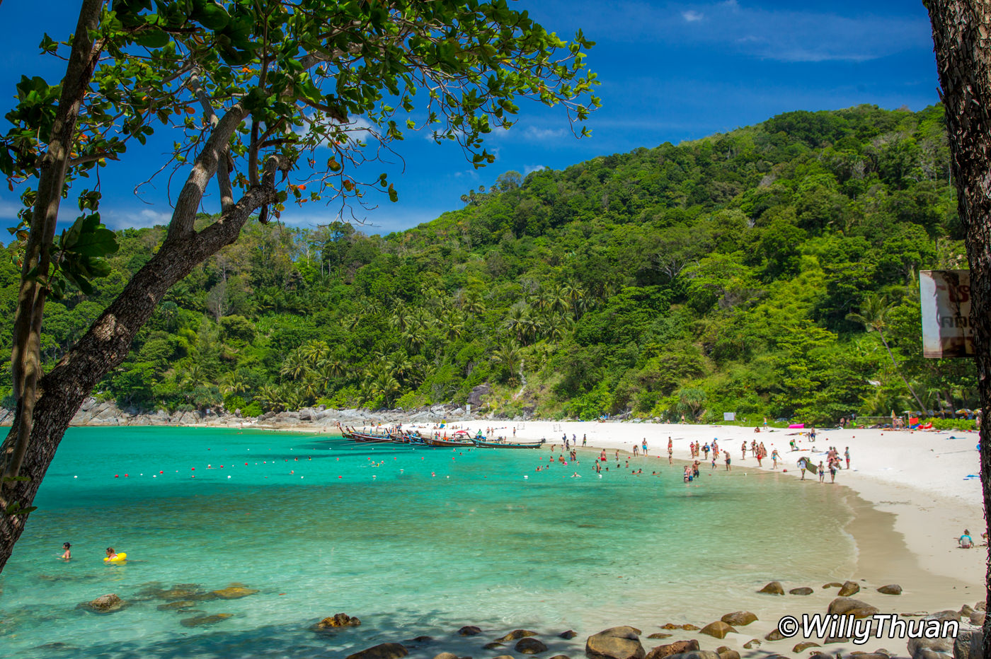 Freedom Beach Phuket Wie Man Zum Freedom Beach Kommt Phuket 101