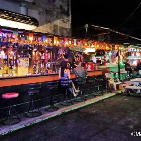 Karon Beach Nightlife