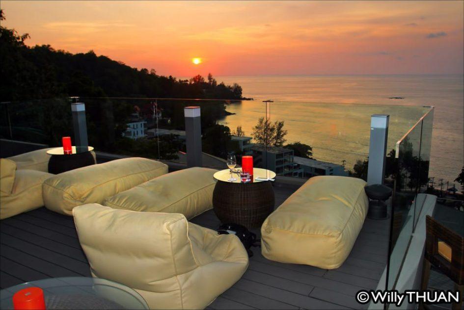 Sunset Grill at Hyatt Regency Rooftop