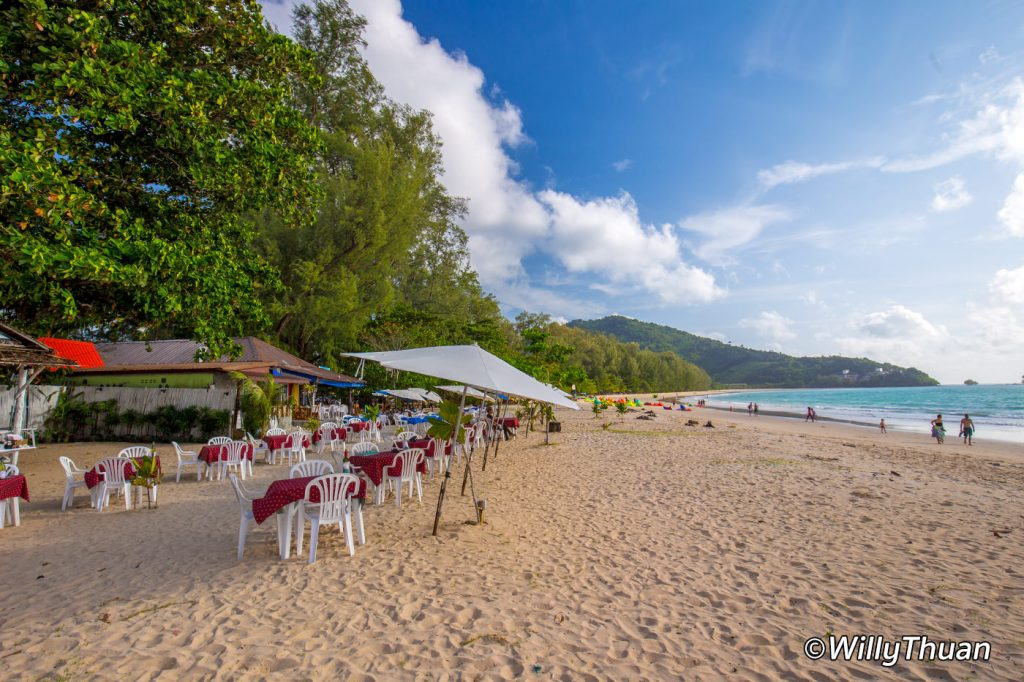 Nai Yang Beach Bar
