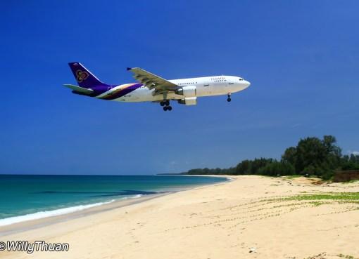 L'Aéroport de Phuket