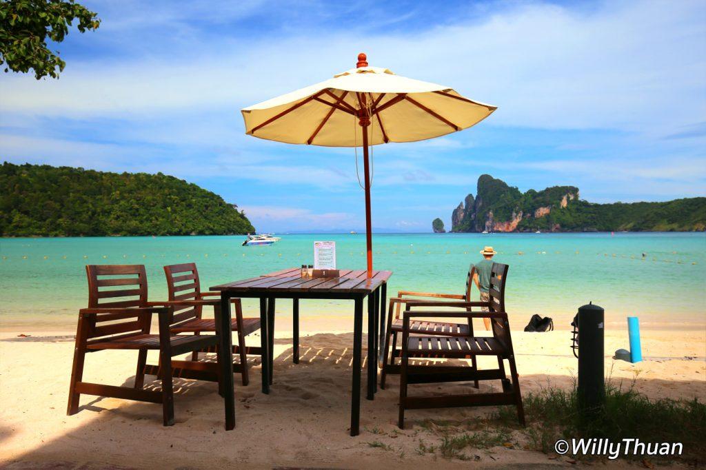 Phi Phi Islands Beaches Loh Dalum Tonsai Bay Long Beach: What To Do In Phi Phi Island