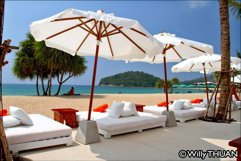 Dream Beach Club on Layan Beach