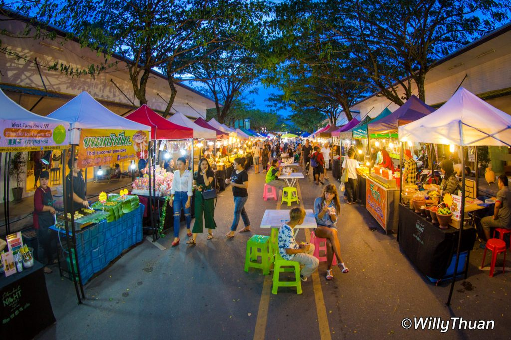 Fun Friday Avenue Market