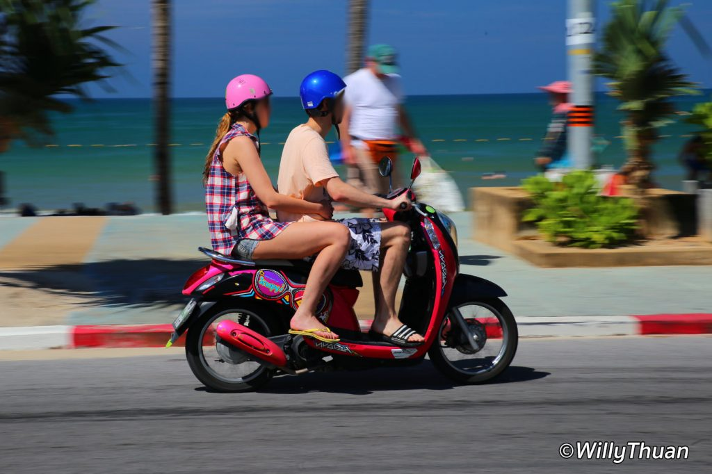 Bike Rental in Phuket