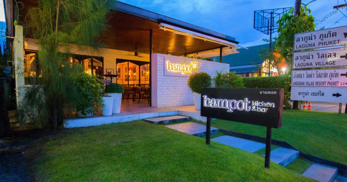 Bampot Kitchen and Bar Phuket