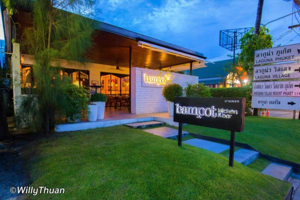 Bampot Kitchen & Bar in Bangtao