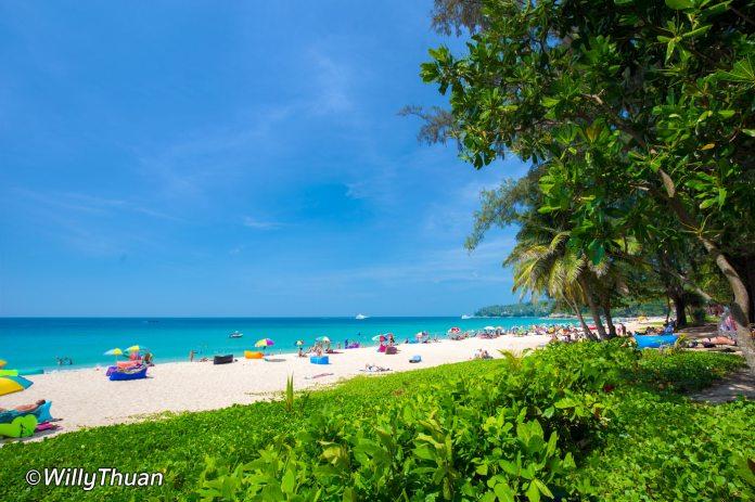 Bang Tao Beach in Phuket