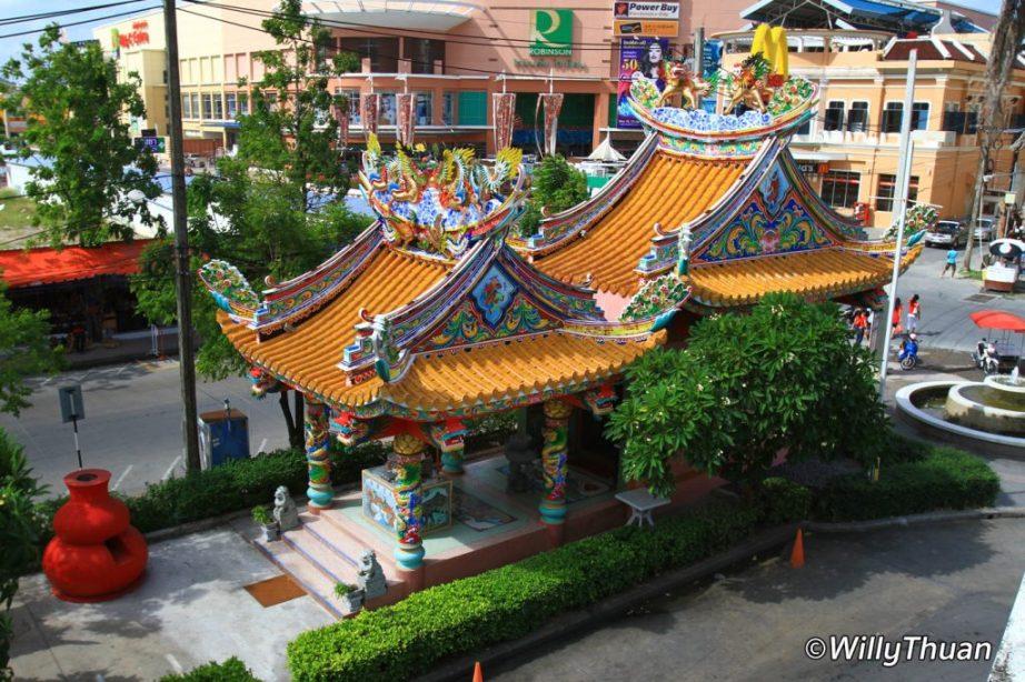 Chinese Shrine at Banzaan