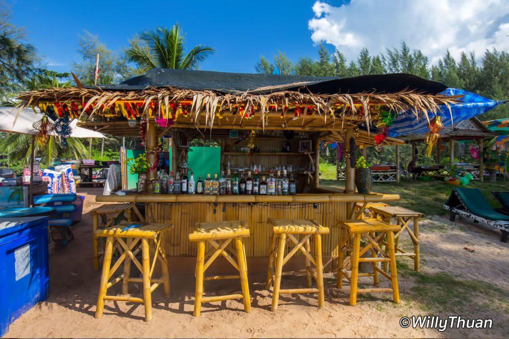 Bangtao Beach Bars
