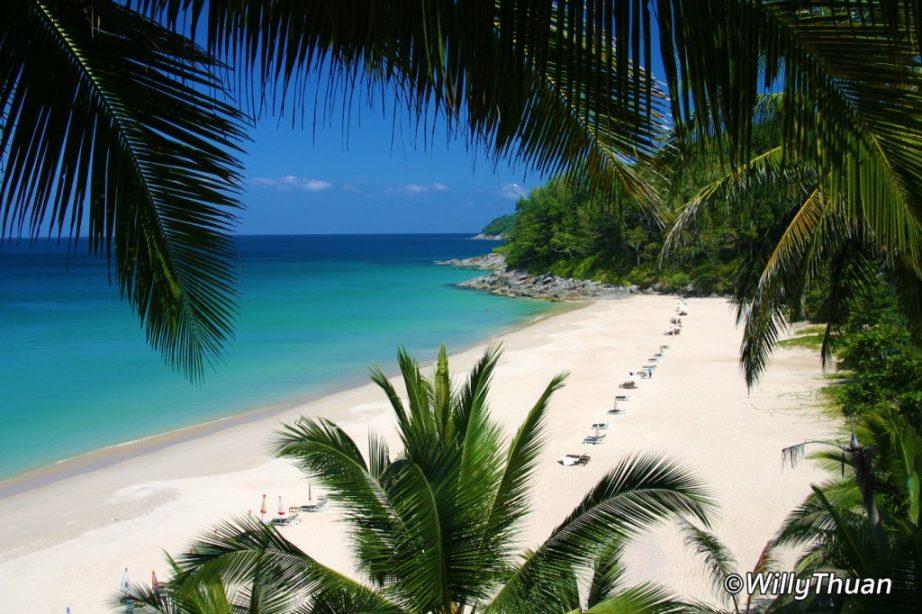 Andaman White Beach on Naithon Noi Beach