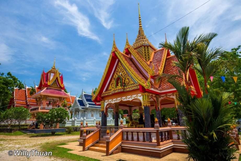 Wat Kathu Temple